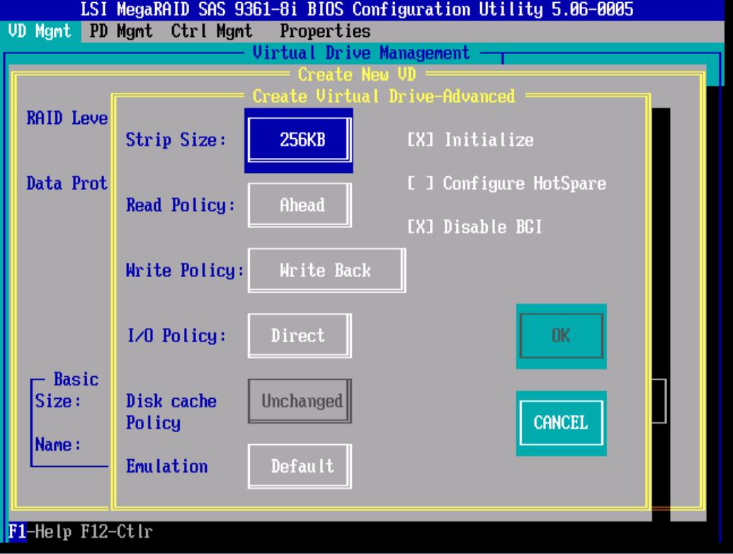 RAID5 LSI 9381 8i-08