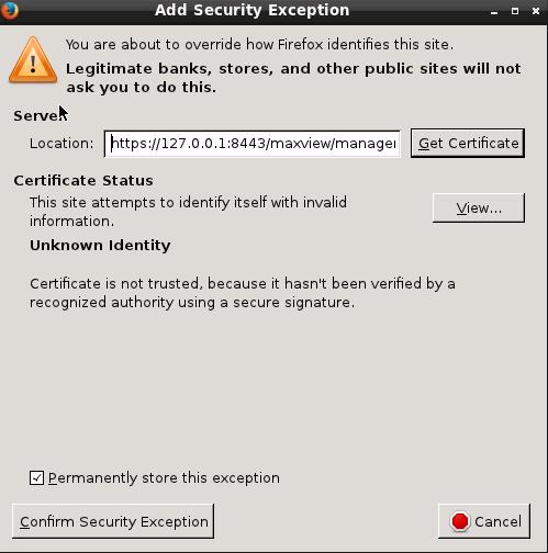 сертификат mozilla