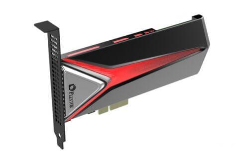 SSD M8e от Plextor