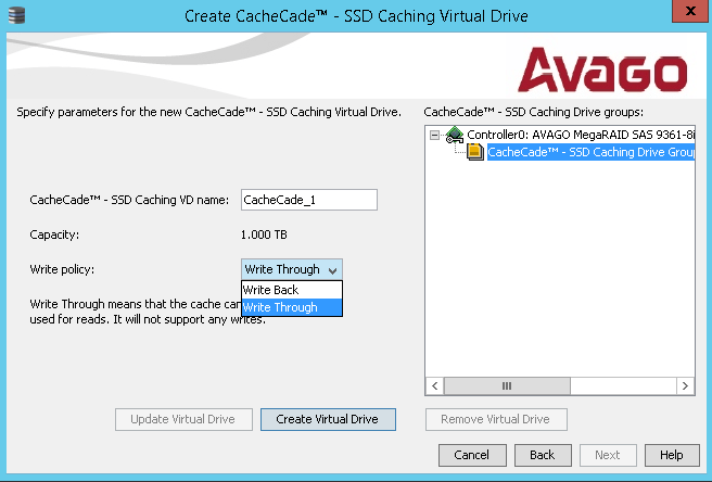 create drive group-2