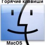 Горячие клавиши MacOS и некоторые секреты