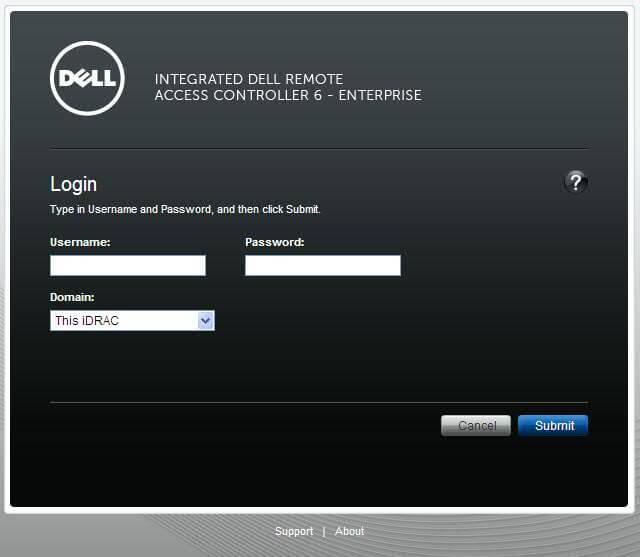 Как настроить iDRAC порт управления Dell-05