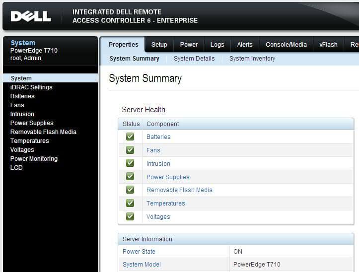 Как настроить iDRAC порт управления Dell-06