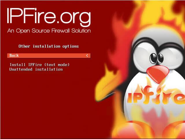 Как установить ipfire-02