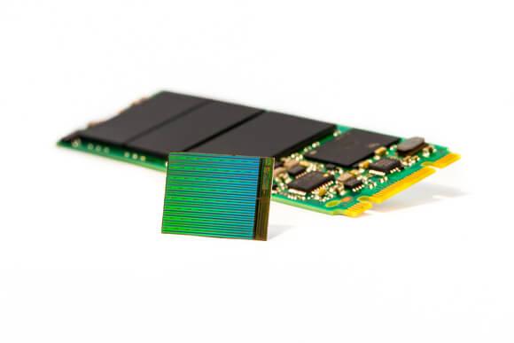 10 Тб SSD Intel диск