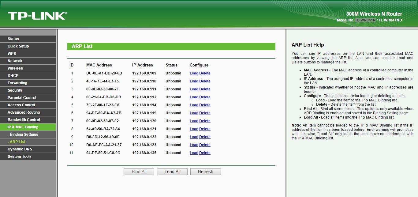 Настраиваем wifi на tl wr841n-6