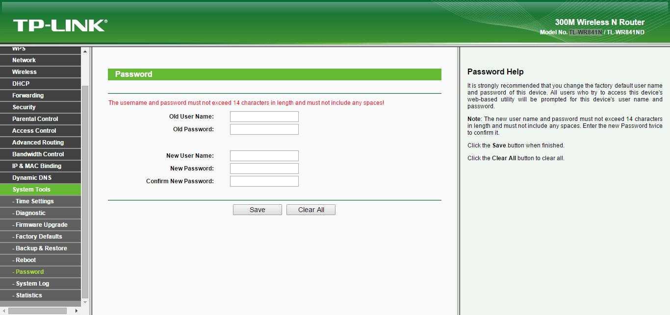 Настраиваем wifi на tl wr841n-8