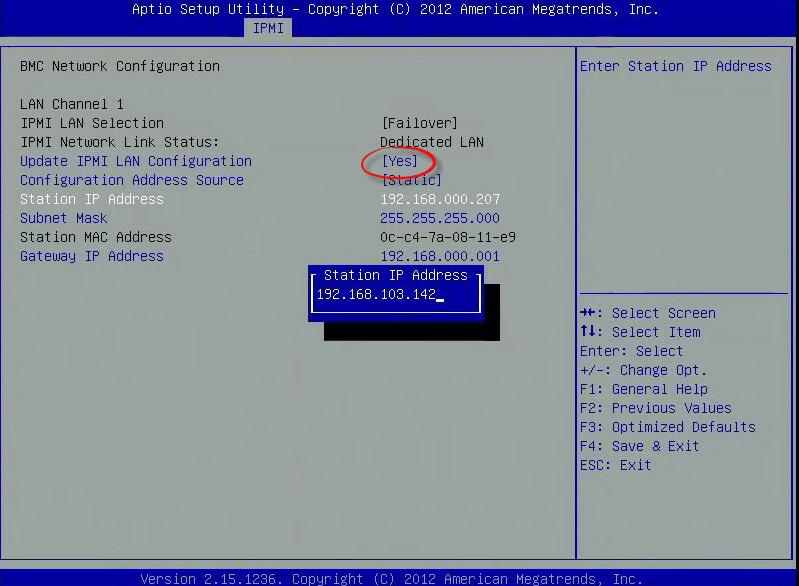 Как настроить ipmi supermicro в Nutanix NX-3460-4