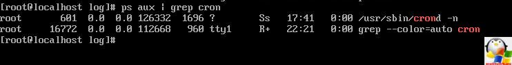 Структура файловой системы CentOS 7-19