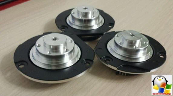 Изучаем скорость вращения шпинделя жесткого диска-2