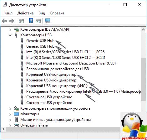 Сбой запроса дескриптора устройства код 43-2