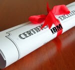 Получил новые сертификаты IBM