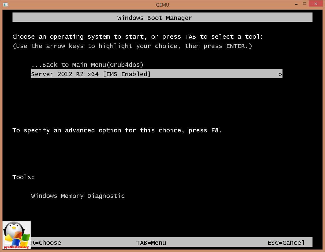 загрузочная флешка с windows server-03