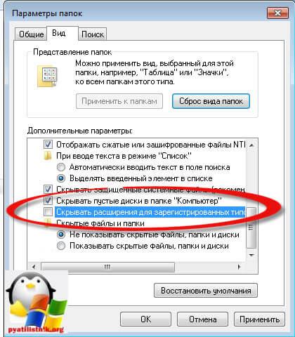 изменить формат файла windows 7-3