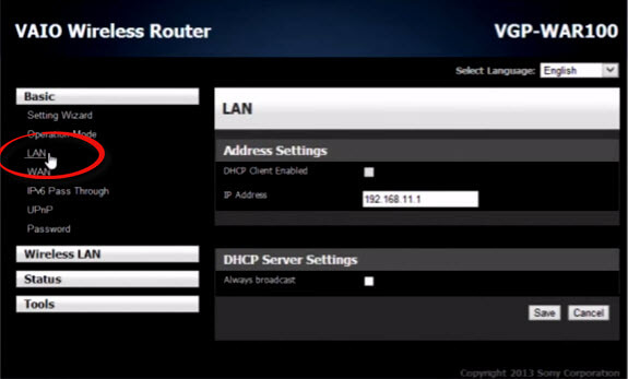 Не работает vpn на Sony VAIO Fit 13A-5