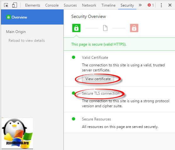 сертификат открытого ключа шифрования-2