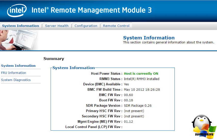 remote management module-1