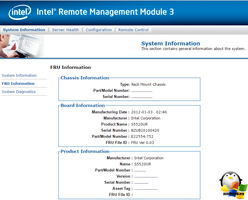 remote management module-2