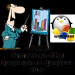 Статистика ОС и браузеров за февраль 2017
