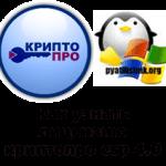 Как узнать лицензию криптопро csp 4.0