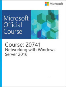 Course 20741- Networking with Windows Server 2016