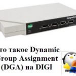 Что такое Dynamic Group Assignment (DGA) на DIGI