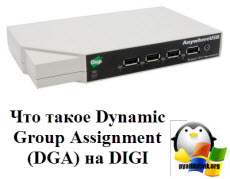 Dynamic Group Assignment (DGA)