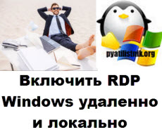 RDP Windows