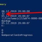 Как удалить резервные копии из Windows Server Backup