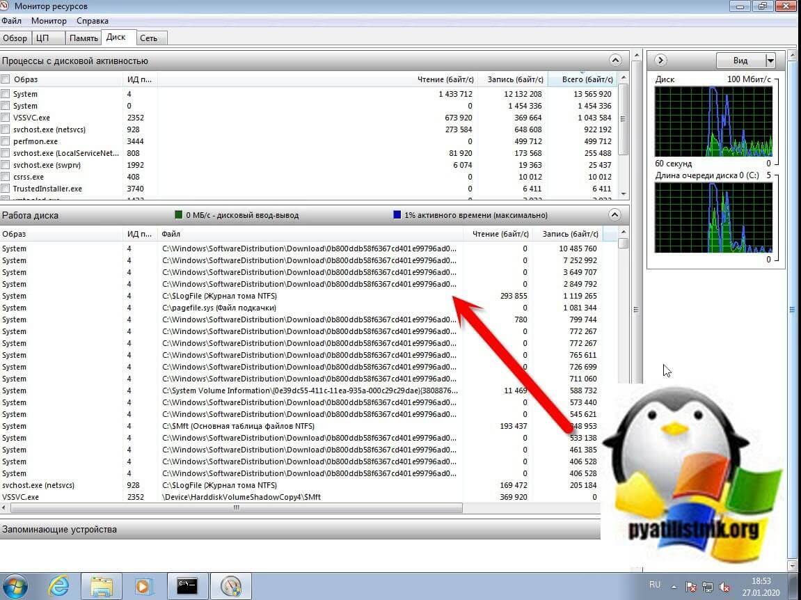 Удаление ошибок 80244010 и C80003FB