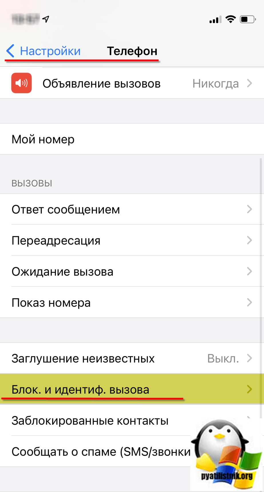 Как включить распознавание номеров мошенников в СберБанк онлайн на iPhone